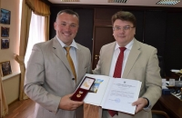 Сергія Тимофєєва відзначено Почесною грамотою Кабінету міністрів України