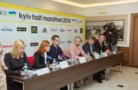 28 вересня у Києві відбудеться наймасовіше бігове змагання України - Kyiv Half Marathon 2014