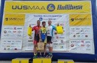 Вітаємо українських ролерів з вдалим виступом на міжнародному марафоні в естонському Таллінні
