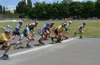 Відкритий чемпіонат міста Києва зі швидкісного бігу на роликових ковзанах 2016